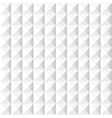 White geometric texture - seamless vector image