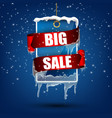 big sale concept background vector image vector image