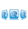 Smart Phone E-mail vector image vector image