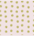 tennis pattern seamless vector image vector image