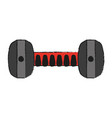 fitness and health icon vector image vector image