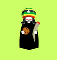 rasta death rastafarians grim reaper hat rastaman vector image