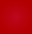 red halftone stripe pattern background template vector image vector image