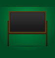 the school board on the background vector image vector image