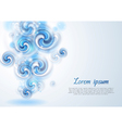 Colourful card design vector image vector image