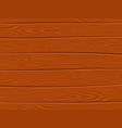 brown wood background concept vector image
