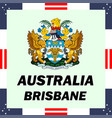 official government elements of australia - vector image vector image