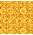 Seamless byzantine style background vector image vector image