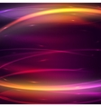 abstract background with glow effect vector image vector image