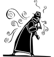 Contagious Flu vector image