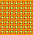 bright colored geometric seamless pattern vector image vector image