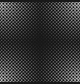 geometric abstract halftone stripe pattern vector image vector image
