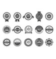 vintage premium badge luxury high quality best vector image vector image