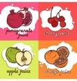 Fruit Design Concept vector image vector image