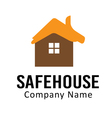 Safe House Design vector image vector image
