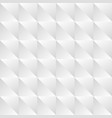 light grey seamless checked pattern vector image vector image