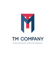 Logo for tm company name