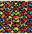 pixels vector image vector image