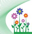 flower for background vector image