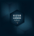 dark blue gray abstract background vector image vector image