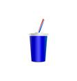 Delicious Cola Beverage vector image vector image