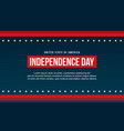 style background independence day collection vector image vector image