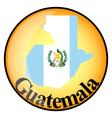 button Guatemala vector image