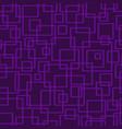 seamless geometric pattern geometric simple print vector image vector image