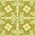 seamless pattern for ceramics vector image