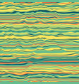 striped background abstract color vector image vector image