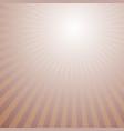 retro abstract gradient burst background design vector image vector image