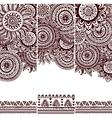 beautiful floral pattern
