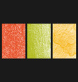 colored grunge texture vector image vector image