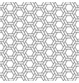 line geometric seamless background pattern vector image