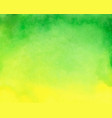 abstract bright green yellow gradient vector image vector image