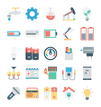 Energy and Power Icons 3 vector image vector image