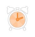 Alarm clock2 vector image vector image