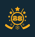 88 number vector image