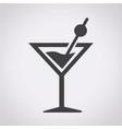 drink beverage icon vector image
