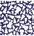 snowman pattern eps10 vector image