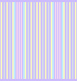 vertical light pastel stripes print vector image vector image
