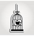 bird icon design vector image