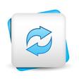 Exchange Icon vector image vector image