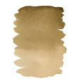 coffee brown watercolor gradient background vector image vector image