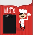 Culinary Background vector image vector image