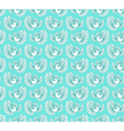 Seamless pattern with doves vector image vector image