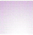 Geometric halftone square pattern background