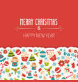 christmas background christmas background vector image vector image
