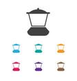 of kitchen symbol on blender vector image