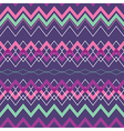 Tribal Boho Seamless Pattern with Rhombus vector image